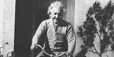 Einstein-Bicycle-Joy