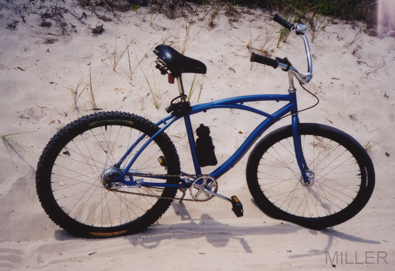 Sand Dragster bicycle » bMHR