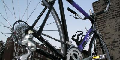 Street Bicycle drivetrain