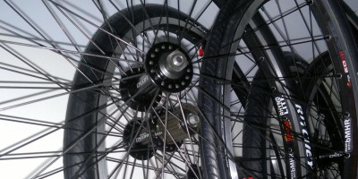 Buy bicycle wheels made with bMHR image