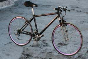 Hot Rod Girl Bicycle